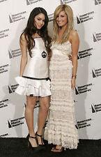 Vanessa Hudgens 8X10 sexy mini dress with costar