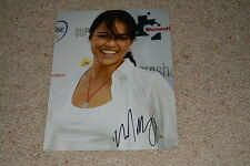 MICHELLE RODRIGUEZ signed Autogramm In Person  20x25 cm FAST & FURIOUS