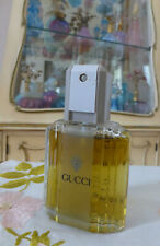 VTG Late 1980s Gucci NOBILE EDT Natural Spray 1 Oz 30ml Scannon w NICKED TOP CAP