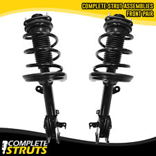 2006-14 Honda Ridgeline Front Quick Complete Struts & Coil Spring Assembly Pair