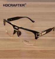 Unisex Optical Glasses Retro Square Frame Myopia Glasses Frame New 2019