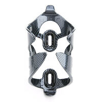Mountain Bike Bicycle Bottle Holder Carbon Fiber Water Bottle Cage Drink Rack