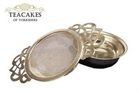 Tea Strainer Stainless Steel Sieve Infuser Empress 31g (cheaper imports exist)