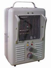 TPI Corporation 188TASA Fan Forced Air Portable Heater Milk House Style Fan New*