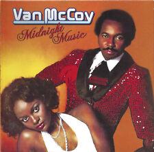 Van McCoy – Midnight Music     New cd  Canada import