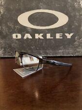Oakley Crosslink Switch Prescription Eyeglasses Pewter 55/18 OX3128-0255
