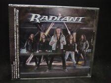 RADIANT ST + 1 JAPAN CD Sinbreed Seventh Avenue Voodoo Circle Melodic Hard Rock