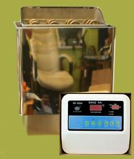 Sauna Heater 3kw  Spa Quality,stainless Steel , new style remote,