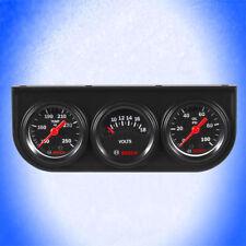 ZUSATZINSTRUMENT US-Car Chevrolet Pontiac Oldsmobile GM Öldruck/Volt/Temperatur