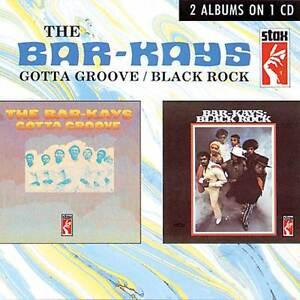 The Bar-kays - Gotta Groove/Black Rock (CDSXD 962)