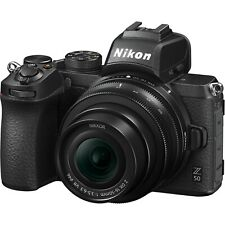 New Nikon Z50 Mirrorless Digital Camera with 16-50mm Lens