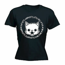 Soft Kitty Warm Kitty Little Ball Of Fur WOMENS T-SHIRT tee funny mothers day