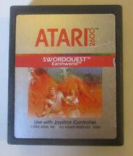 Swordquest: EarthWorld Atari 2600