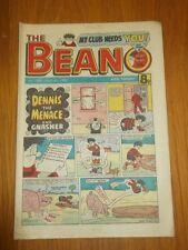 BEANO #1986 9TH AUGUST 1980 BRITISH WEEKLY DC THOMSON COMIC