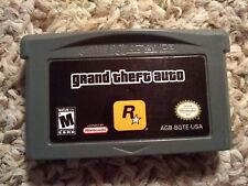 Grand Theft Auto (Nintendo Game Boy Advance, 2004) Gba Authentic Tested