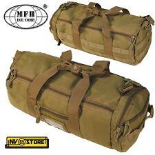 Borsa Militare Borsone Tracolla Operation Bag MFH Backpack Softair Camping CY