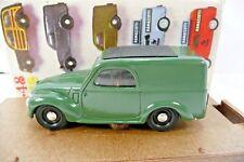 Brumm Fiat 500 R51 Commercial Van 1940's Green 1:43 Scale Die Cast Metal Green