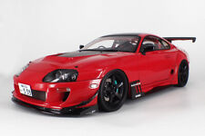 ignition model IG1876 1:12 Toyota Supra (JZA80) RZ ORIDO-STREET Ver. Red