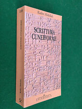 Kader ABDOLAH - SCRITTURA CUNEIFORME , Iperborea (2007) Libro