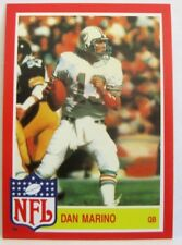 DAN MARINO 1985 TOPPS NFL STAR SET CARD#6 OF 11 MINT/GEM MINT?-DOLPHINS QB