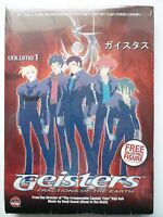 Geisters: Fractions of the Earth - Vol. 1 (DVD, 2004)