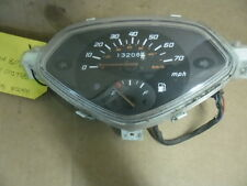 Honda SCV100 Lead Speedo / Clocks 13208 Miles (Box167)