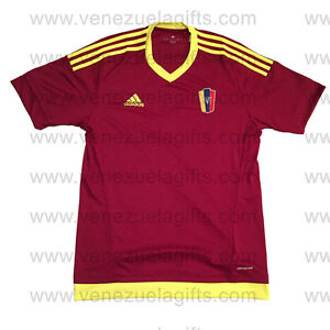 Venezuela (FVF) - La Vinotinto Adidas Shirt Jersey