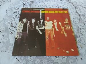 LYNYRD SKYNYRDS. GIMME BACK MY BULLETS. MCA 3022. 1976.