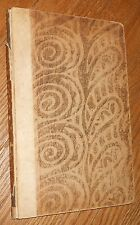 1930 Antique Book -  The Devil and the Lady by Alfred Tennyson - Limited Edition