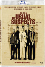The Usual Suspects .Blu-ray