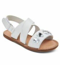 Toddler Girls White Kelli sandals size 5