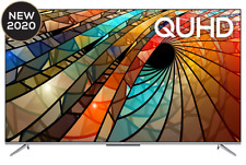 TCL 75'' 4k QUHD Smart Android TV 75P715 with Free Bonus Wall Mount