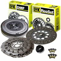 AN LUK DMF, BOLTS AND A CLUTCH KIT FOR BMW 3 SERIES E93 CONVERTIBLE 320 D