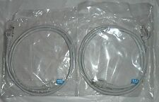 1 Meter ETHERNET CABLE CAT5e RJ45 Network Patch Lead **BUY 1 GET 1 FREE**