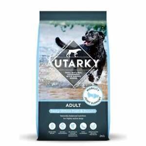 Damaged Autarky Adult Tasty White Fish and Potato Dry Dog Food - 2Kg