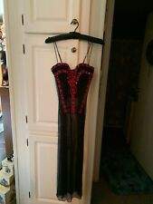 Fredericks of Hollywood Jacalyn Bennent Gown New with tags Never worn Size Med