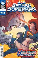 BATMAN SUPERMAN #11 CVR A 2020 DC COMICS 8/26/20 NM