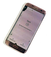Samsung Galaxy S7 edge  32GB - Rose Gold (Unlocked) FAULTY LCD, NO RESPONSE 277