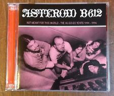 Asteroid B-612 Not Meant For This World 2xCD Johnny Casino Off The Hip Records
