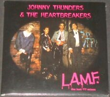 JOHNNY THUNDERS & THE HEARTBREAKERS l.a.m.f. lost 77 mixes UK CD new REMASTERED