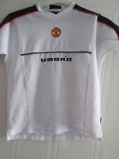 Manchester United Training Football Shirt Size Large boys kids /35314