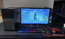 100+ FPS Gaming PC Desktop Computer Intel i5 Quad Core 8gb FORTNITE GTX 1050 ti.