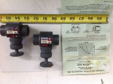 Hayward Needle Valve 1/2 PVC Threaded (2pc) (#1955 G3)