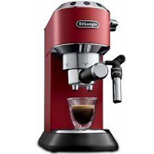DeLonghi Espresso-maschine DEDICA Style EC 685.r rot
