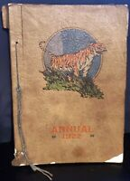 1922 Stivers High School Dayton OH Yearbook MILTON CANIFF Steve Canyon Freshman
