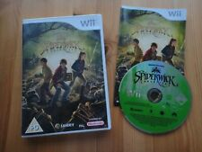 THE SPIDERWICK CHRONICLES NINTENDO WII VIDEO GAME