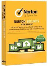Norton (Internet) Security Premium 2018 2019 10 Devices W/Backup & Family Care