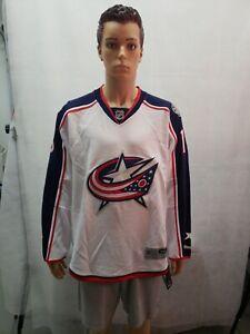 NWT Cam Atkinson Columbus Blue Jackets Reebok Jersey L NHL CBJ