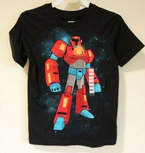 BNWT Carter's Transformer / Robot Shirt Boy's Size 5