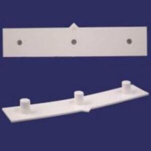 Whirlpool 2196165 Refrigerator Door Bin Support Pin Plate 481240448698 #25B217
